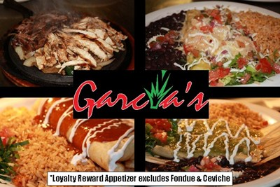 Image of Garcias Mexican Restaurant